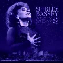 Shirley Bassey: New York, New York (180g), LP