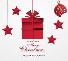 We Wish You A Merry Christmas, 2 CDs