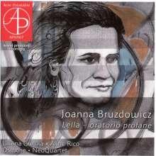 Joanna Bruzdowicz (geb. 1943): Lella (Oratorio profane), CD