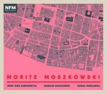 Moritz Moszkowski (1854-1925): Violinkonzert op.30, CD