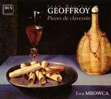 Jean-Nicolas Geoffroy (1630-1694): Cembalosuiten C-Dur,c-moll,D-Dur,G-Dur, CD