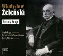 Vladislav Zelenski (1837-1921): Orchesterlieder, CD