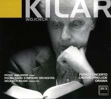 Wojciech Kilar (1932-2013): Klavierkonzert, CD
