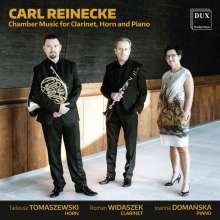 Carl Heinrich Reinecke (1824-1910): Kammermusik für Klarinette, Horn & Klavier, CD