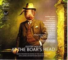 Gustav Holst (1874-1934): At The Boar's Head, 2 CDs