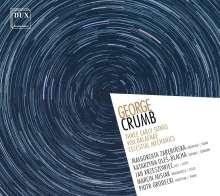 George Crumb (geb. 1929): Lieder, CD