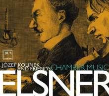 Josef Elsner (1769-1854): Kammermusik, 2 CDs