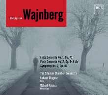 Mieczyslaw Weinberg (1919-1996): Symphonie Nr.7, CD