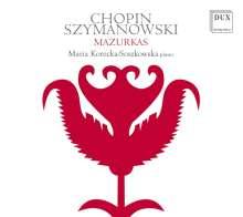 Karol Szymanowski (1882-1937): Mazurken op.50 Nr.1-12, CD