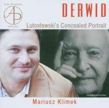 """Witold Lutoslawski (1913-1994): Lieder """"Derwid"""", CD"""
