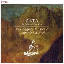 Passeggiata Musicale - Leonardo da Vinci, CD