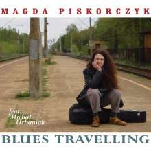 Magda Piskorczyk: Blues Travelling, CD