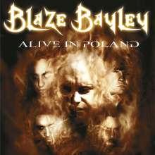 Blaze Bayley: Alive In Poland, 2 CDs