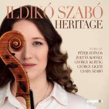 Ildiko Szabo - Heritage, CD