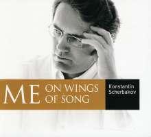 Konstantin Scherbakov - Me on Wings of Song, CD