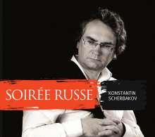 Konstantin Scherbakov - Soiree Russe, CD
