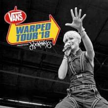 Warped 2018 Tour Compilation, 2 CDs