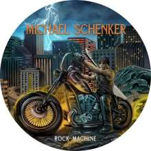 Michael Schenker: Rock Machine (Limited Edition) (Picture Disc), LP