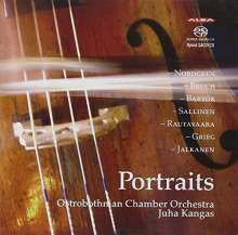 Ostrobothnian Chamber Orchestra - Portraits, Super Audio CD