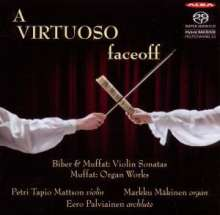 A Virtuoso Faceoff, Super Audio CD
