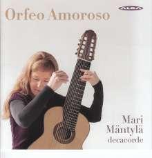 Mari Mäntylä - Orfeo Amoroso, CD