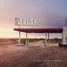 Afire: On The Road From Nowhere, CD