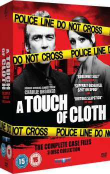 A Touch Of Cloth Season 1-3 (UK Import), 3 DVDs
