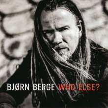 Bjørn Berge: Who Else?, LP