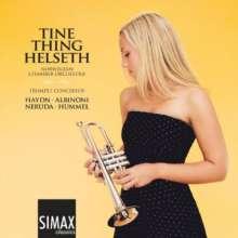 Tine Thing Helseth spielt Trompetenkonzerte, CD