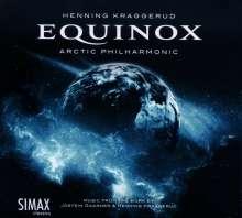 "Henning Kraggerud (geb. 1973): Violinkonzerte ""Equinox"", CD"