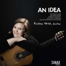 Kristina Varlid - An Idea, CD
