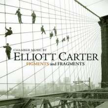 Elliott Carter (1908-2012): Kammermusik, Super Audio CD