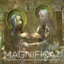 Magnificat, 1 Super Audio CD und 1 Blu-ray Audio
