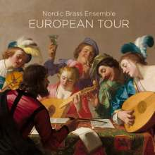 Nordic Brass Ensemble - European Tour, 2 Blu-ray Audios