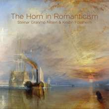 """Musik für Horn & Klavier """"The Horn in Romanticism"""", 1 Blu-ray Audio und 1 Super Audio CD"""