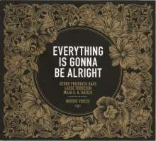 Nordic Voices - Everything Is Gonna Be Alright, CD