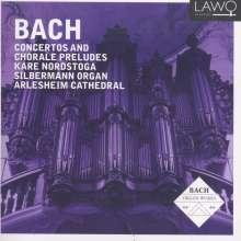 Johann Sebastian Bach (1685-1750): Orgelkonzerte BWV 592-596, 2 CDs