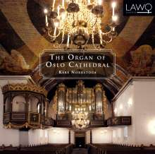 Kare Nordstoga - The Organ of Oslo Cathedral, CD