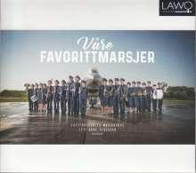 Vare Favorittmarsjer Luftforsvarets Musikkorps - Vare Favorittmarsjer, CD