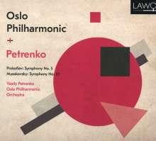 Serge Prokofieff (1891-1953): Symphonie Nr.5, CD