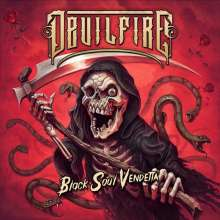 Devilfire: Black Soul Vendetta, LP