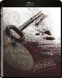 Wrong Turn 6 - Last Resort (Blu-ray & DVD), 1 Blu-ray Disc und 1 DVD