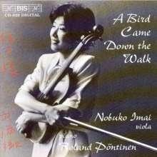 Nobuko Imai - A Bird came down the Walk, CD