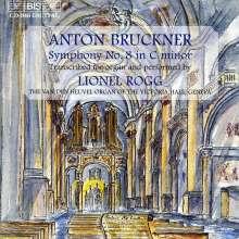 Anton Bruckner (1824-1896): Symphonie Nr.8 (Fassung für Orgel), CD