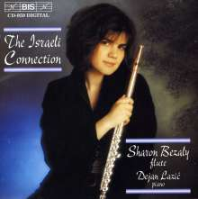 Sharon Bezaly - The Israeli Conncetion, CD
