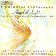 """Einojuhani Rautavaara (1928-2016): Symphonie Nr.7 """"Angel of Light"""", CD"""
