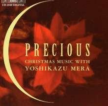 Christmas Music with Yoshikazu Mera, CD