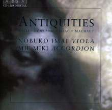 Nobuko Imai - Antiquities, CD