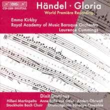 Georg Friedrich Händel (1685-1759): Gloria, CD