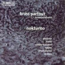 Brass Partout, CD